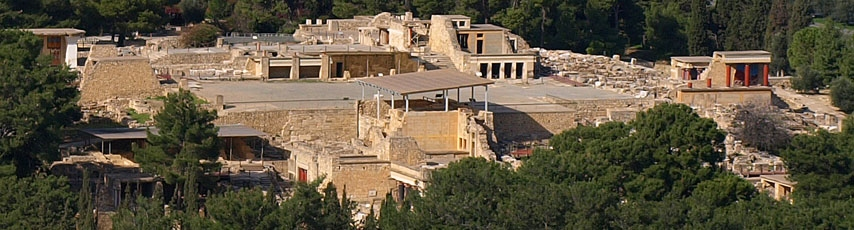 A history of the minoan city of knossos on crete