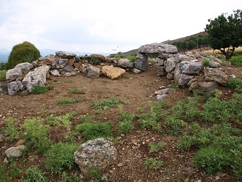 Tholos tomb A at Koumasa