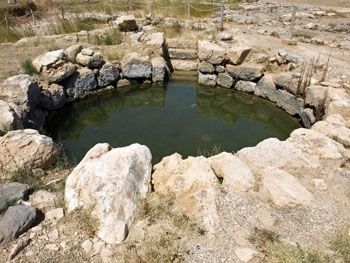 Zakros: The Cistern Room